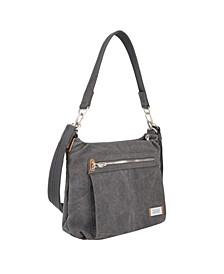 Anti-Theft Heritage Hobo Bag