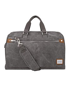 Anti-Theft Heritage Carryall Weekender