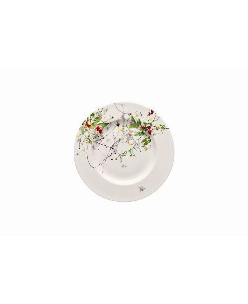 Rosenthal Brillance Fleurs Sauvages Rim Bread & Butter Plate