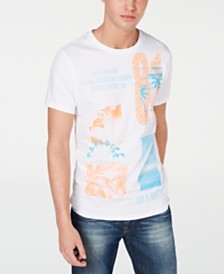 GUESS Men's Paradise Graphic T-Shirt