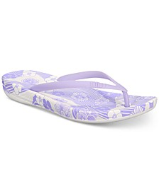 Iqushion Aloha Flip-Flop Sandals