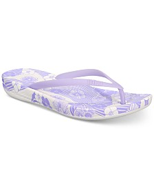 FitFlop Iqushion Aloha Flip-Flop Sandals
