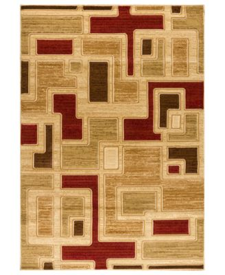 """CLOSEOUT! Area Rug, Northport J101 Multi 2'3"""" x 7'7"""" Runner Rug"""