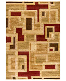 "CLOSEOUT! Kenneth Mink Area Rug, Northport J101 Multi 2'3"" x 7'7"" Runner Rug"