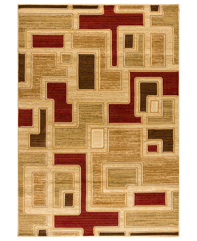 CLOSEOUT! Kenneth Mink Rugs, Northport J101 Multi