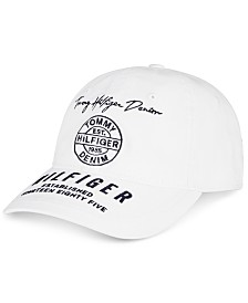 Tommy Hilfiger Denim Men's Static Embroidered Logo Cap