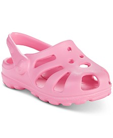 GIRL CLOSED TOE SHOE
