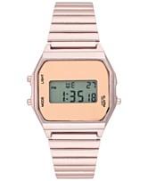eb1a4f077d5 I.N.C. Women s Digital Rose Gold-Tone Stainless Steel Bracelet Watch  33.5mm