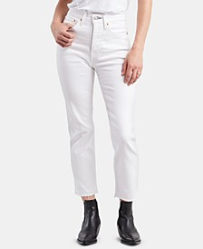 Skinny Wedgie Jeans