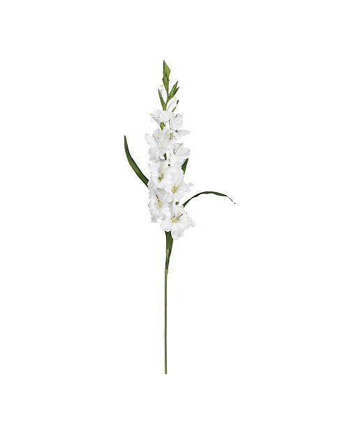 "Nearly Natural 36"" Gladiola Stem, Set of 12"