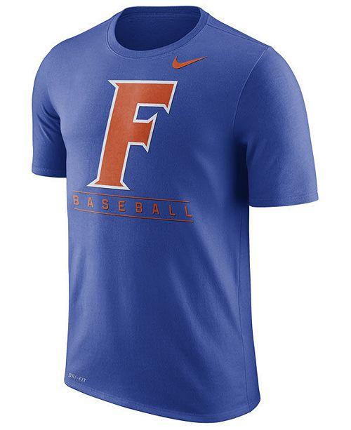 best service 84733 4b012 Men's Florida Gators Team Issue Baseball T-Shirt