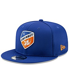 FC Cincinnati On Field 9FIFTY Snapback Cap