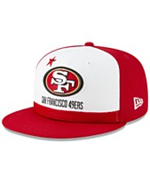 2466607f New Era San Francisco 49ers 2019 Draft 59FIFTY Fitted Cap