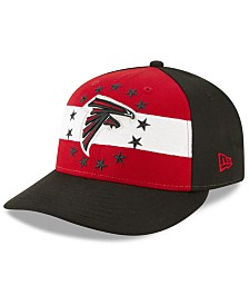 New Era Atlanta Falcons Draft Low Profile 59FIFTY-FITTED Cap