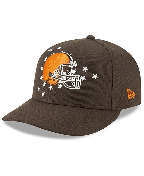 New Era Cleveland Browns Draft Low Profile 59FIFTY-FITTED Cap