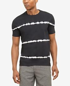 Kenneth Cole New York Men's Stripe T-Shirt