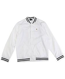 Men's Graphic Bomber Jacket