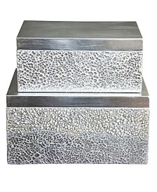 Parker Rectangular Boxes (Set of 2)