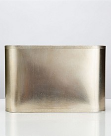 Rectangular Antique Foil Shade