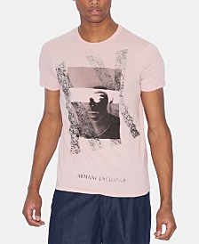 Armani Exchange Men's X-Ray Graphic T-Shirt
