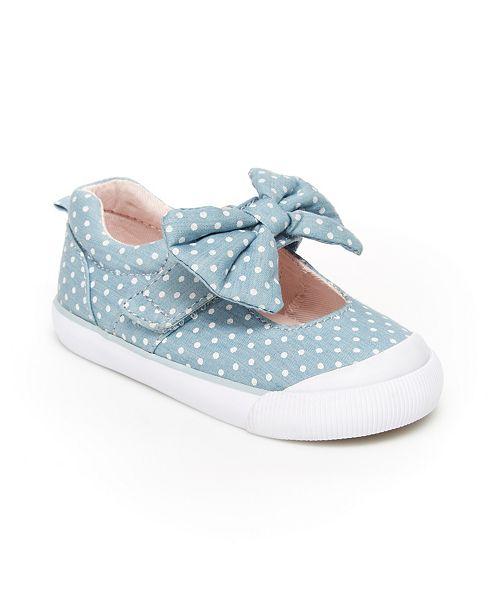 Stride Rite Toddler Girls Rosalie Closed Toe Shoe