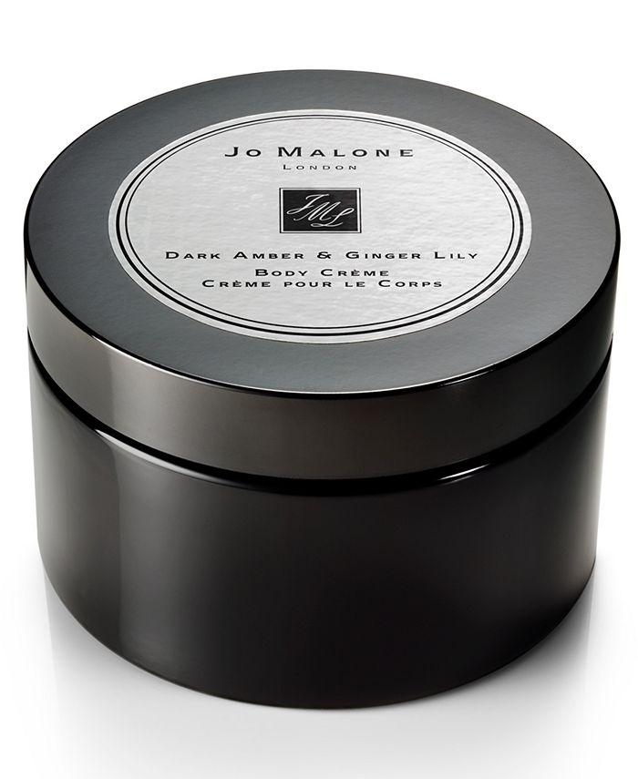 Jo Malone London - Dark Amber & Ginger Lily Body Crème, 5.9-oz.