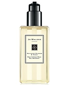 Nectarine Blossom & Honey Body & Hand Wash, 8.5-oz.