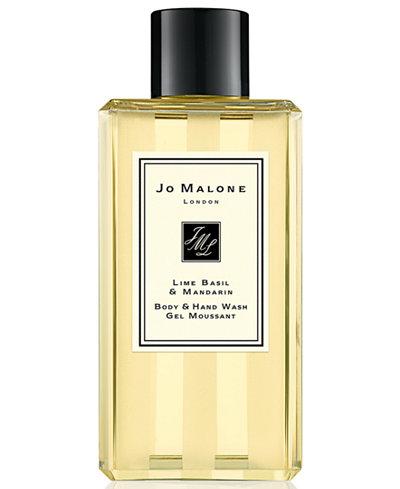 Jo Malone London Lime Basil & Mandarin Body & Hand Wash, 3.4-oz.