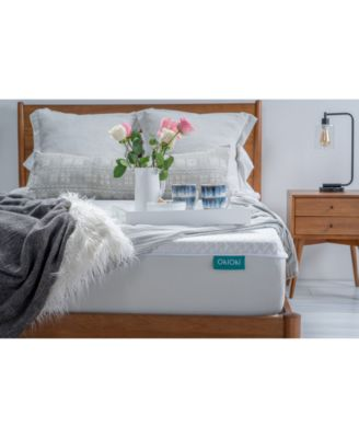 OkiSoft Cushion Firm Mattress- Twin XL, Mattress in a Box