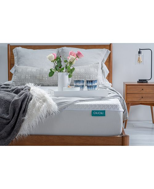 OkiOki OkiSoft Cushion Firm Mattress- Twin XL, Mattress in a Box