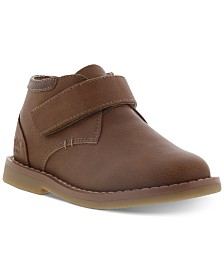 Kenneth Cole Toddler Boys Chukka Mid-High Boots
