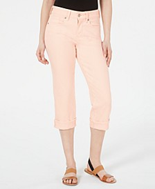 Marilyn Cropped Cuffed Skinny Jeans