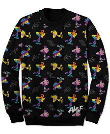 Peanuts Collection- Men's Woodstock Graphic Sweatshirt