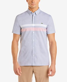 Lacoste Men's Stripe Shirt