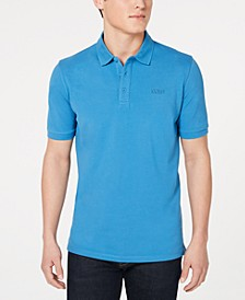 HUGO Men's Logo Polo