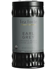 Tea Forte LTC Earl Grey Loose-Leaf Tea