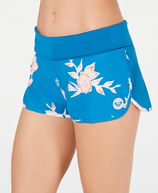 Roxy Juniors' Printed Endless Summer Board Shorts