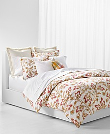 PRICE BREAK! Liana Floral Full/Queen Comforter Set