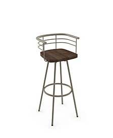 Denton Swivel Stool