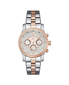 Women's Vixen Diamond (3/8 ct.t.w.) Stainless Steel Watch