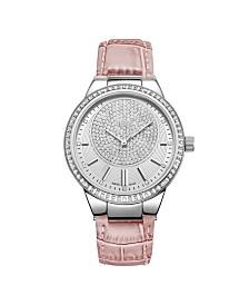JBW Women's Camille Diamond (1/6 ct.t.w.) Stainless Steel Watch