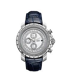 Men's Titus Diamond (1/8 ct.t.w.) Stainless Steel Watch