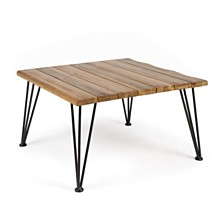 Zion Outdoor Coffee Table, Quick Ship