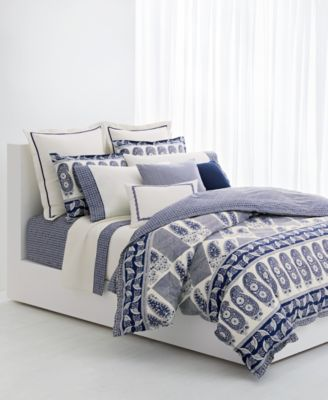 Nicola Paisley Full/Queen Comforter Set