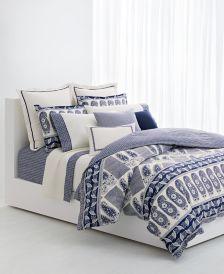 Nicola Paisley Full/Queen Comforter Set