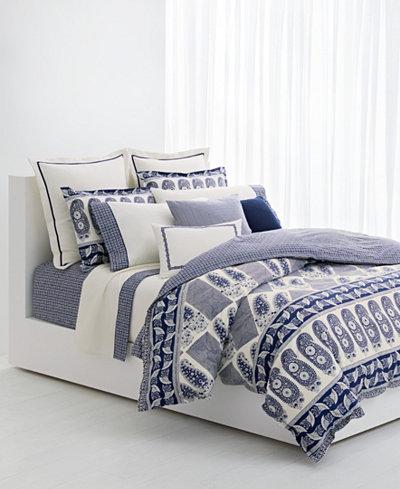 Lauren Ralph Lauren Nicola Paisley King Comforter Set