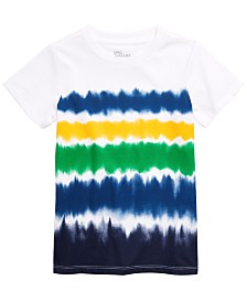 Epic Threads Big Boys Ombré Stripe T-Shirt, Created for Macy's