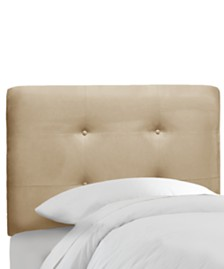 Verna Headboard - Twin, Quick Ship