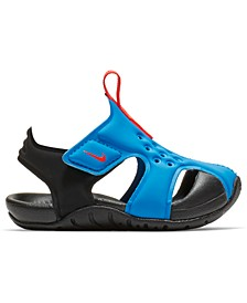 Toddler Boys' Sunray Protect 2 Sandals from Finish Line