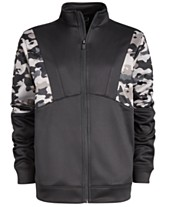cab708f11a5 Ideology Big Boys Camo Colorblocked Jacket, Created for Macy's